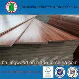 La melamina comercial de la hoja de la madera contrachapada hizo frente a la madera contrachapada