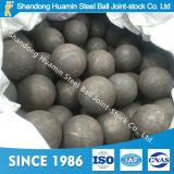 Esferas de moedura da dureza elevada de Huamin de China para a mineração