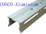 O perfil de alumínio personalizado com fazer à máquina do CNC & o ISO9001 Certificated