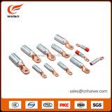 Al van het Type cal-c Handvaten van de Kabel van Cu de Bimetaal Tubulaire