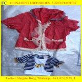 Le vêtement utilisé, utilisé vêtent et les vêtements d'occasion pour le marché de l'Afrique
