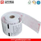 Posición termal Rolls de papel de la ISO 57mmx50m m para la máquina