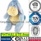 세륨 아기 선물 연약한 박제 동물 견면 벨벳 장난감 나귀