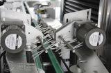 Constructeur automatique de machine à étiquettes de chemise de rétrécissement de bouteille d'animal familier