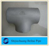 ステンレス鋼304/304Lの管付属品の同輩のティーB 16.9