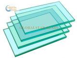 6mmの明確な緩和されたガラス