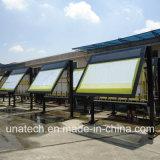 알루미늄 옥외 두루말기 LED 게시판 Lightbox 광고