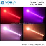 60W LED endloses bewegliches Hauptträger-Licht