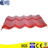 좋은 품질 중국 빨간색 강철 지붕은 시트를 깐다 (RT010)