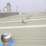 Entrepôt préfabriqué d'acier léger avec le déflecteur sur le toit