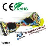 Preiswerter Selbst 10inch, der elektrischen Roller mit Ce&RoHS balanciert
