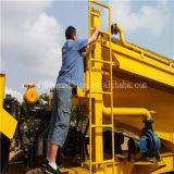 Mobiles Goldtrennzeichen, Goldwaschmaschine, Goldwaschender Trommel-Bildschirm