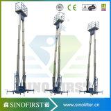 8m équipent en haut le levage vertical aérien d'homme du levage Platform/6m