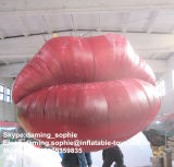 Valentines Day Decoration를 위한 팽창식 Sexy Lips