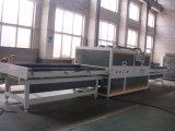 Machine de presse de vide de membrane de guichet pour la porte en bois