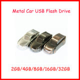 Movimentação impermeável do flash do USB do carro de metal do disco de Thumbdrive Mnini U