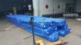 carril del ganado de 79X38m m y pre tubo de acero completamente elíptico de Glav
