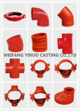FM/UL Approved Ductile Iron Cap
