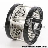 新しいCNCによって機械で造られるAuminumの標準的なフライフィッシングの巻き枠