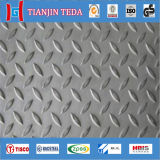 Steel di acciaio inossidabile Checkered Sheet o Anti-Slip Sheet