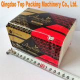 Empaquetadora del tejido del papel de la servilleta de la empaquetadora de la servilleta del café