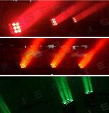مصنع بالجملة ديسكو مرحلة [9لدس] [10و] [رغبو] [4ين1] [لد] بقعة ضوء متحرّك رئيسيّة