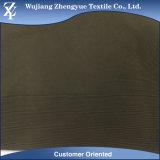 Gesponnenes Polyester-verdrehtes normales gefärbtes nachgemachtes Speicher-Umhüllungen-Gewebe