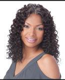peruanisches Haar-preiswerte Menschenhaar-Extension der Jungfrau-6A des Haar-gerades 3bundles dunkler Brown #2 hellbraunes peruanisches der Jungfrau-#4 keine Verwicklung