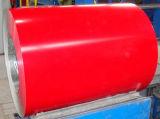 La bobina d'acciaio di PPGI, colora il piatto rivestito, materiale della costruzione di edifici