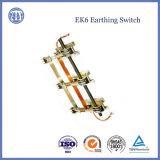 Interruptor de puesta a tierra para Ek6-12kv Conmutación