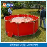 Tanque de água superior aberto do Portable do estilo do frame