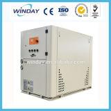 A água refrigerou o refrigerador de refrigeração ar da máquina da modelação por injeção
