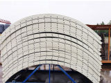 Stahlsilo verwendet für Verkauf, verriegelter Kleber-Speicher