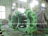 중국 제조자 4개 3개의 롤 고무 달력 기계