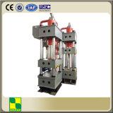 Máquina de la prensa hidráulica de cuatro columnas con la certificación de la ISO y el servicio del corazón