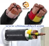 Cable de transmisión aislado XLPE de la base de Muilti y cable eléctrico