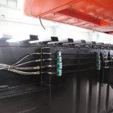 Excavador hidráulico de la correa eslabonada del compartimiento excelente del funcionamiento