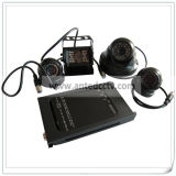 China HD SDI Mobile DVR für Vehicles Schulbusse Trucks Taxis CCTV Video Monitoring System