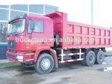 Shacman D'long 6X4 380HP Lastkraftwagen mit Kippvorrichtung für Verkauf