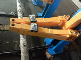 подъем автомобиля гаража столба 3.2t 2 гидровлический