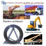 Подшипник кольца Slewing ролика землечерпалки/крана SGS