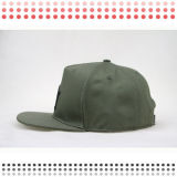 Concevoir les chapeaux en fonction du client de Snapback de laines de 100%