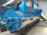 고열과 Pressure Slaughter House Waste Rendering Plant