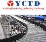 Transportador de placa de cadena plástico de la botella para la línea de envasado de la bebida (YCTD)