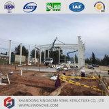 Prefabricated 가벼운 강철 프레임 창고 건물