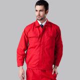 Coton de Polyster d'usage d'homme de travail de façon générale, coton 100% Fabric-Ov003
