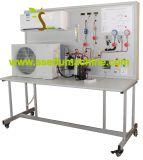 De Didactische Apparatuur van de Apparatuur van de Beroepsopleiding van de Trainer van de Koeling van de Oefening van het Onderhoud van de assemblage