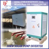 L'invertitore puro di frequenza dell'onda di seno 0-60Hz con CA ha immesso per il motore della pompa ad acqua