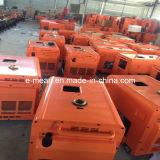 Générateur diesel silencieux 6000se du fournisseur 5kw de la Chine avec à moteur diesel