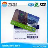 Scheda di insieme dei membri di plastica astuta della carta di credito di alta qualità